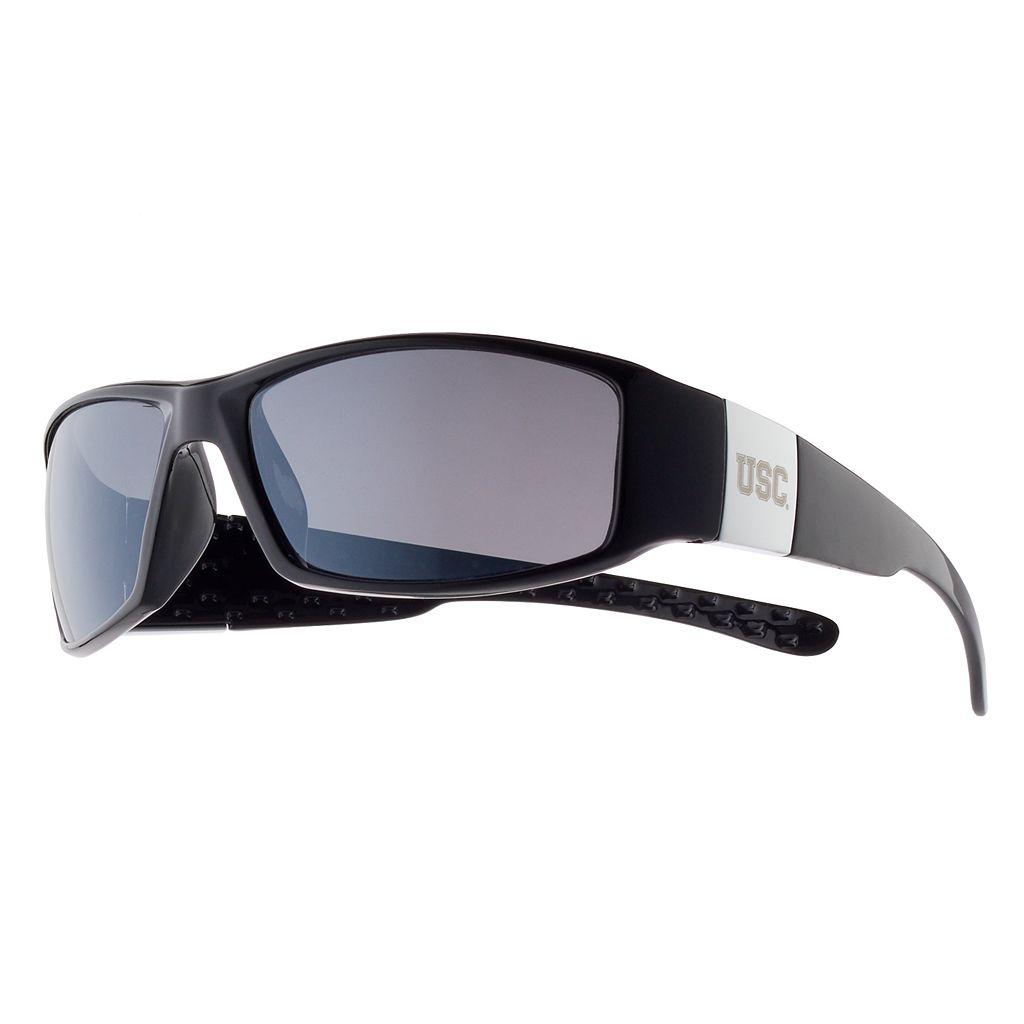 Adult USC Trojans Chrome Wrap Sunglasses