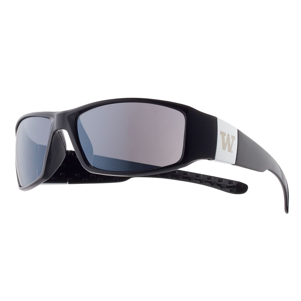 Adult Washington Huskies Chrome Wrap Sunglasses