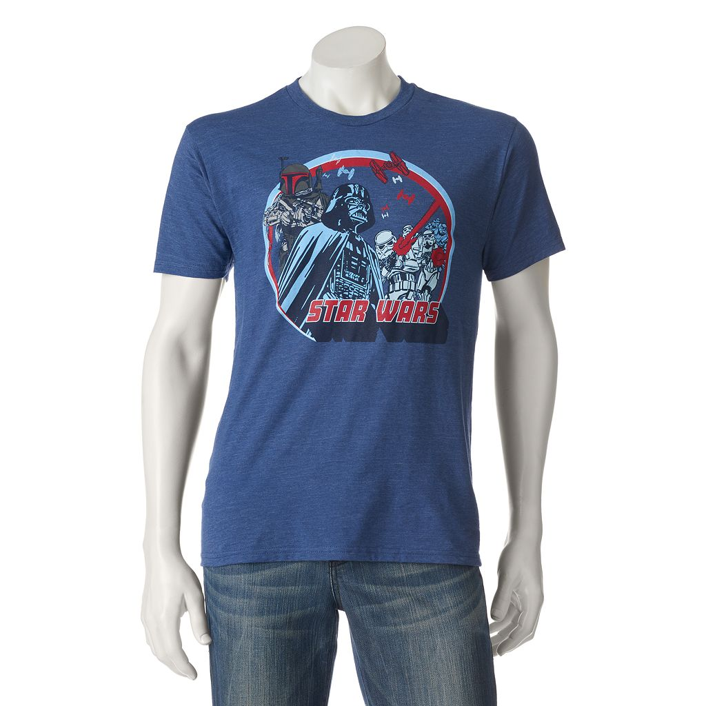 Men's Star Wars Patriotic Tee