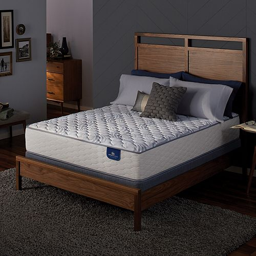 Serta Greenford Firm Mattress Box Spring Set