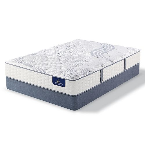 Serta Dalston Luxury Firm Mattress & Box Spring Set