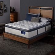 Serta Alima Terrace Super Pillow Top Firm Mattress & Box Spring Set