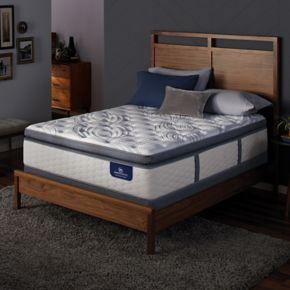 Serta Alima Terrace Super Pillow Top Plush Mattress & Box Spring Set