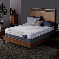 Serta Dawsonville Firm Mattress & Box Spring Set