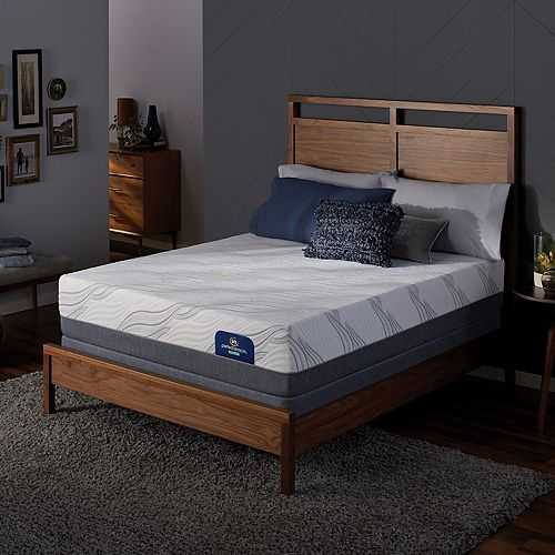 Serta Fieldspring Luxury Firm Mattress & Box Spring Set