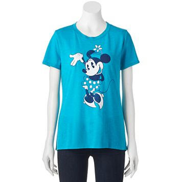 Disney's Minnie Mouse Juniors' Cute Pose Graphic Tee