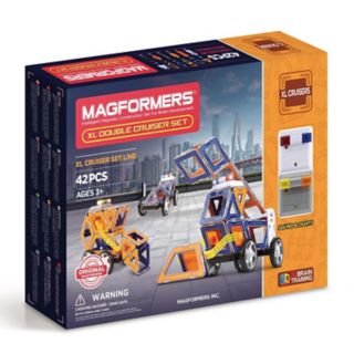 Magformers XL Double Cruiser 42-pc. Set