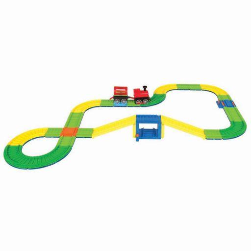 Magformers Creative Rail 34-pc. Set