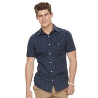 Men's Urban Pipeline® MaxFlex Printed Button-Down Shirt