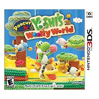 Poochy & Yoshis Woolly for Nintendo 3DS