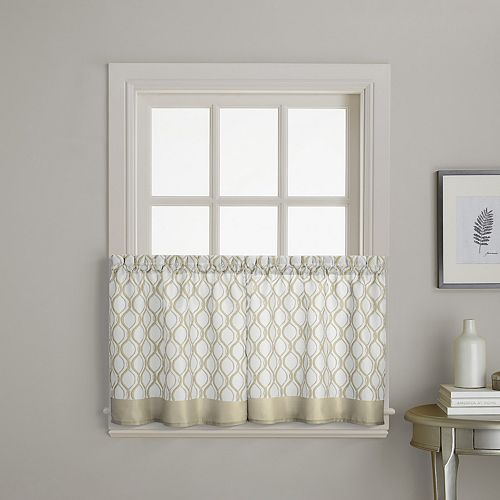 Morocco Tier Curtain Pair