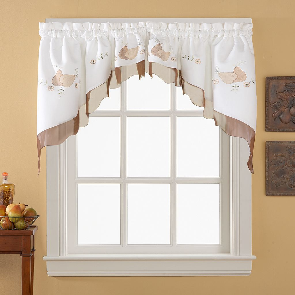 Anjou Swag Window Valance