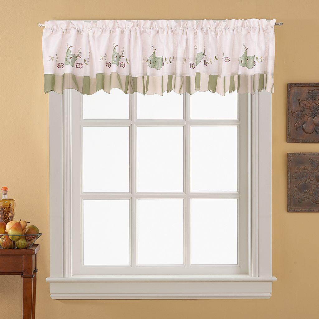 Anjou Window Valance
