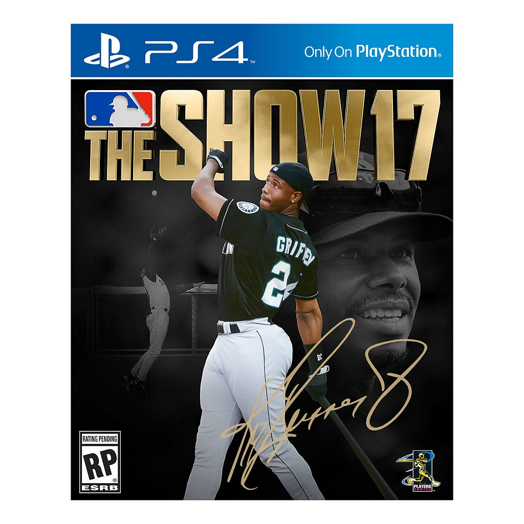 MLB 17: The Show for PS4