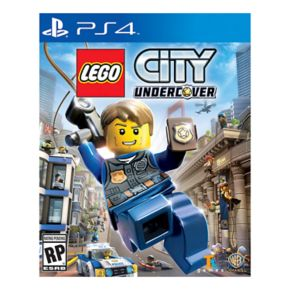 Lego City Undercover for PS4