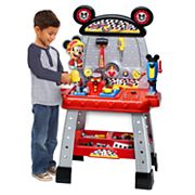 Disney's Mickey & the Roadsters Racers Workbench
