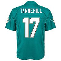Boys 8-20 Miami Dolphins Ryan Tannehill Replica Jersey
