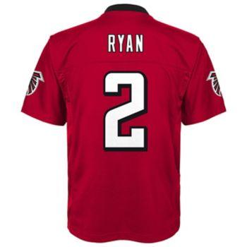 Boys 8-20 Atlanta Falcons Matt Ryan Replica Jersey