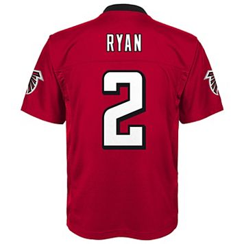 Boys 8-20 Atlanta Falcons Matt Ryan Replica Jersey