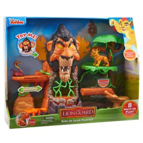 Disney's Lion Guard The Rise of Scar Play Set