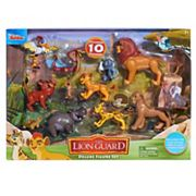 Disney's Lion Guard Deluxe Figure Set