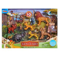 Disney's Lion Guard Deluxe Figure Set