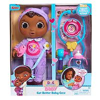 Disney's Doc McStuffins Get Better Baby Cece Doll Set