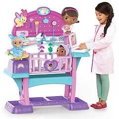 Disney's Doc McStuffins Baby All-in-One Nursery