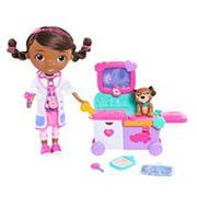 Disney's Doc McStuffins Magic Talking Doc & Care Cart