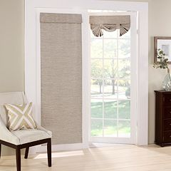 eclipse Thermalayer Blackout 1-Panel Newport Door Panel Curtain