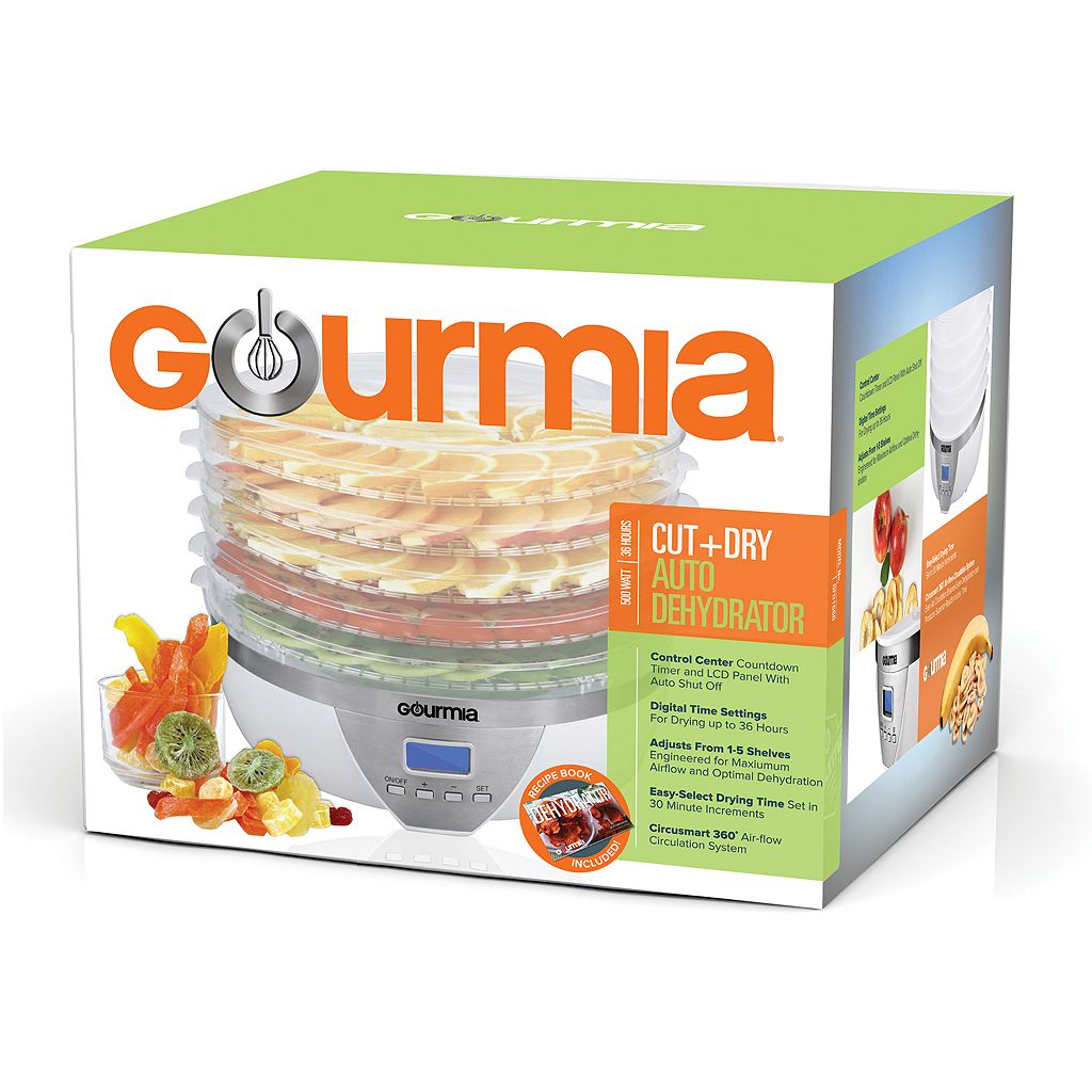 Gourmia Digital Food Dehydrator