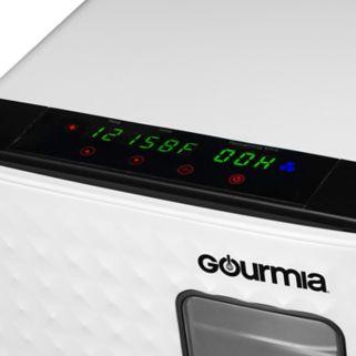 Gourmia Digital Food Dehydrator with Transparent Window
