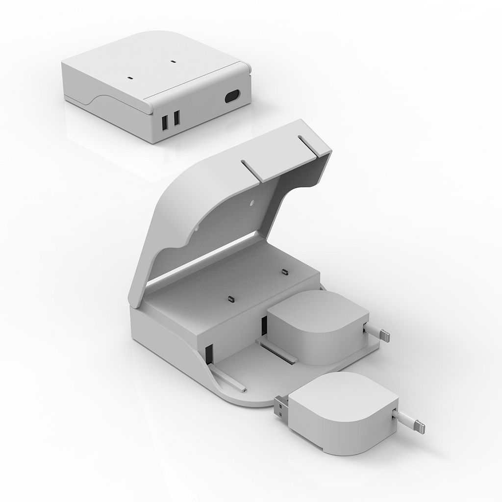 North Charge Hub Mini Charger
