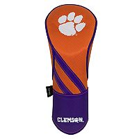 Team Effort Clemson Tigers Fairway Head Cover