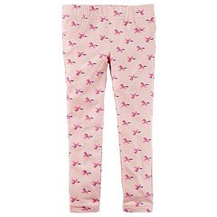 Toddler Girl Carter's Unicorn Printed Jeggings