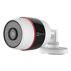 EZVIZ Husky 1080p Outdoor Bullet WiFi Security Camera with 16GB SD Card