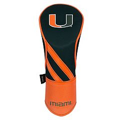 Team Effort Miami Hurricanes Fairway Head Cover