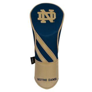 Team Effort Notre Dame Fighting Irish Fairway Head Cover