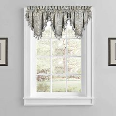37 West Abigail Ascot Window Valance