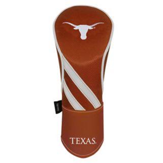 Team Effort Texas Longhorns Fairway Head Cover