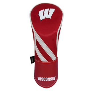 Team Effort Wisconsin Badgers Fairway Head Cover