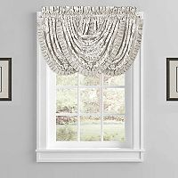 37 West Carly Waterfall Window Valance