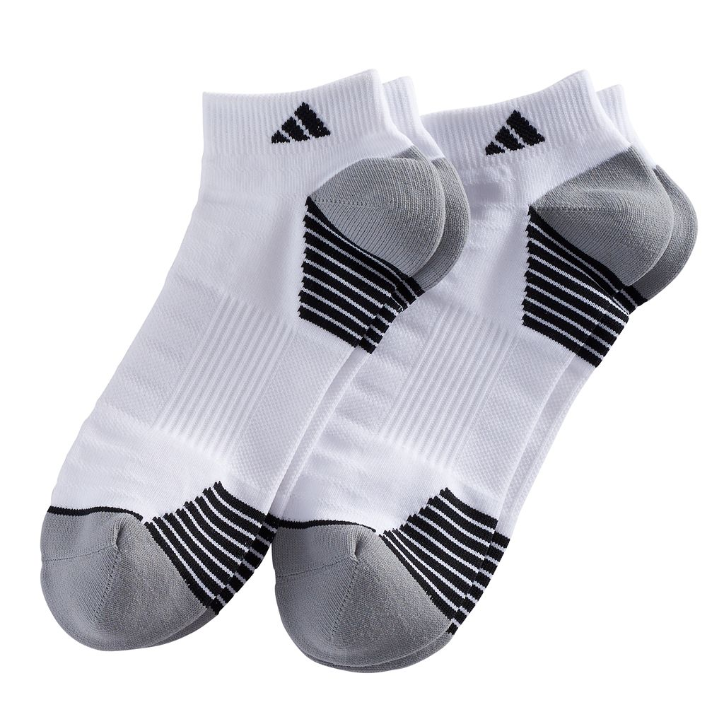Men's adidas 2-pack climalite Superlite Speed Mesh No-Show Socks
