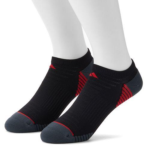 Men's adidas 2-pack climalite Superlite Speed Mesh No-Show Socks