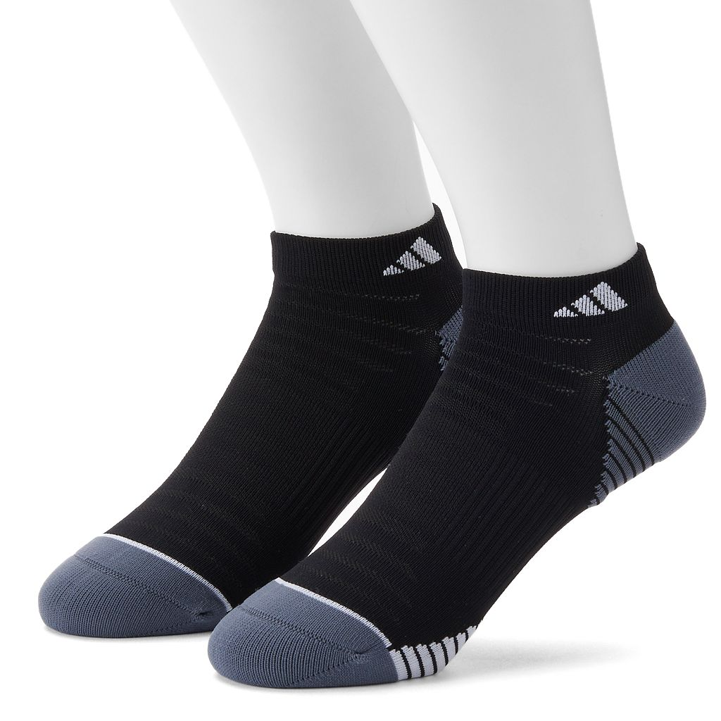 Men's adidas 2-pack climalite Superlite Speed Mesh Low-Cut Socks