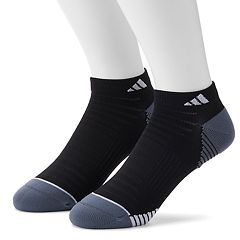 Men's adidas 2-pack climalite Superlite Speed Mesh Low-Cut Socks