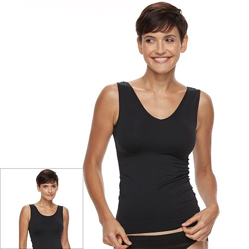 9a015d7485504 Vanity Fair Smoothing Comfort Spin Shaping Cami 17672