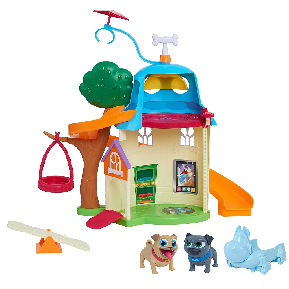 Disney's Puppy Dog Pals Doghouse Playset