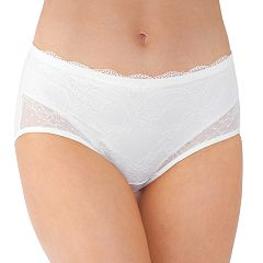 Vanity Fair Flattering Lace Hip Brief 18070
