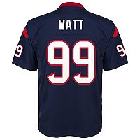 Boys 8-20 Houston Texans J. J. Watt Replica Jersey